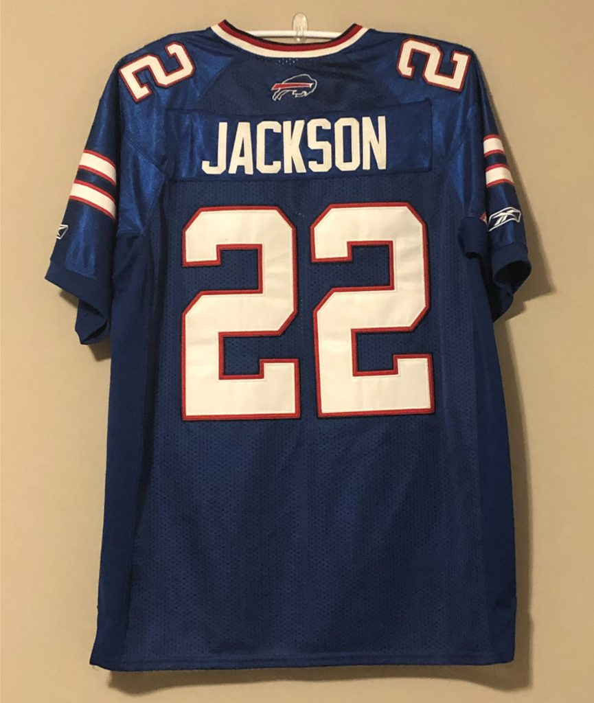 How To Hang a Jersey on the Wall