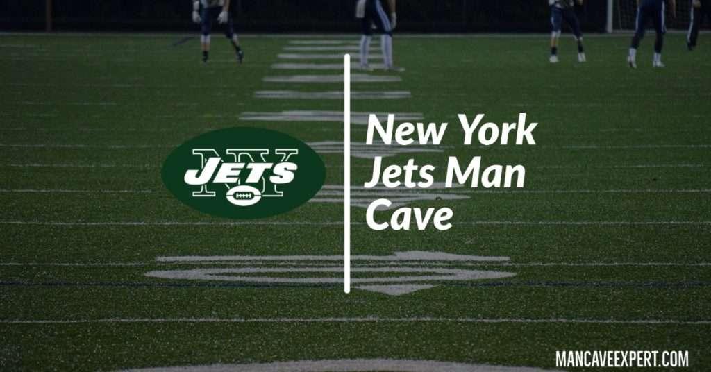 New York Jets Man Cave