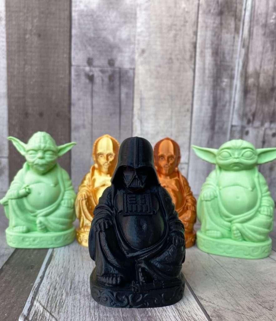 Star Wars Buddhas Etsy