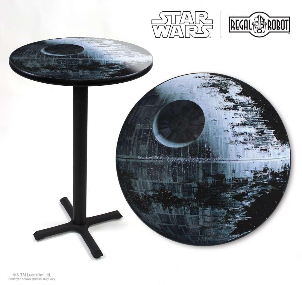 Death Star Bar Table