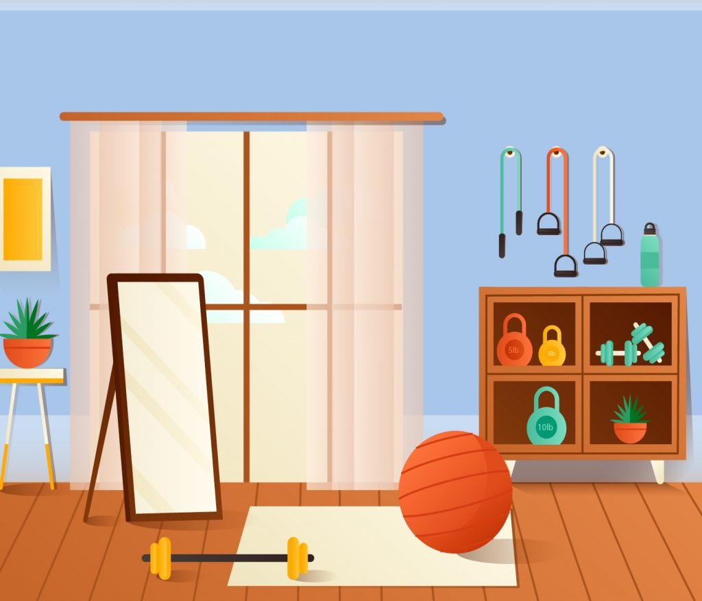 1.Finding The Right Space + Storage Room