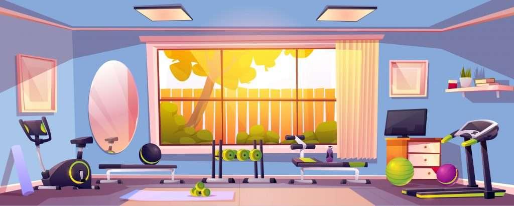 3.Planning Your Home Gym Setup