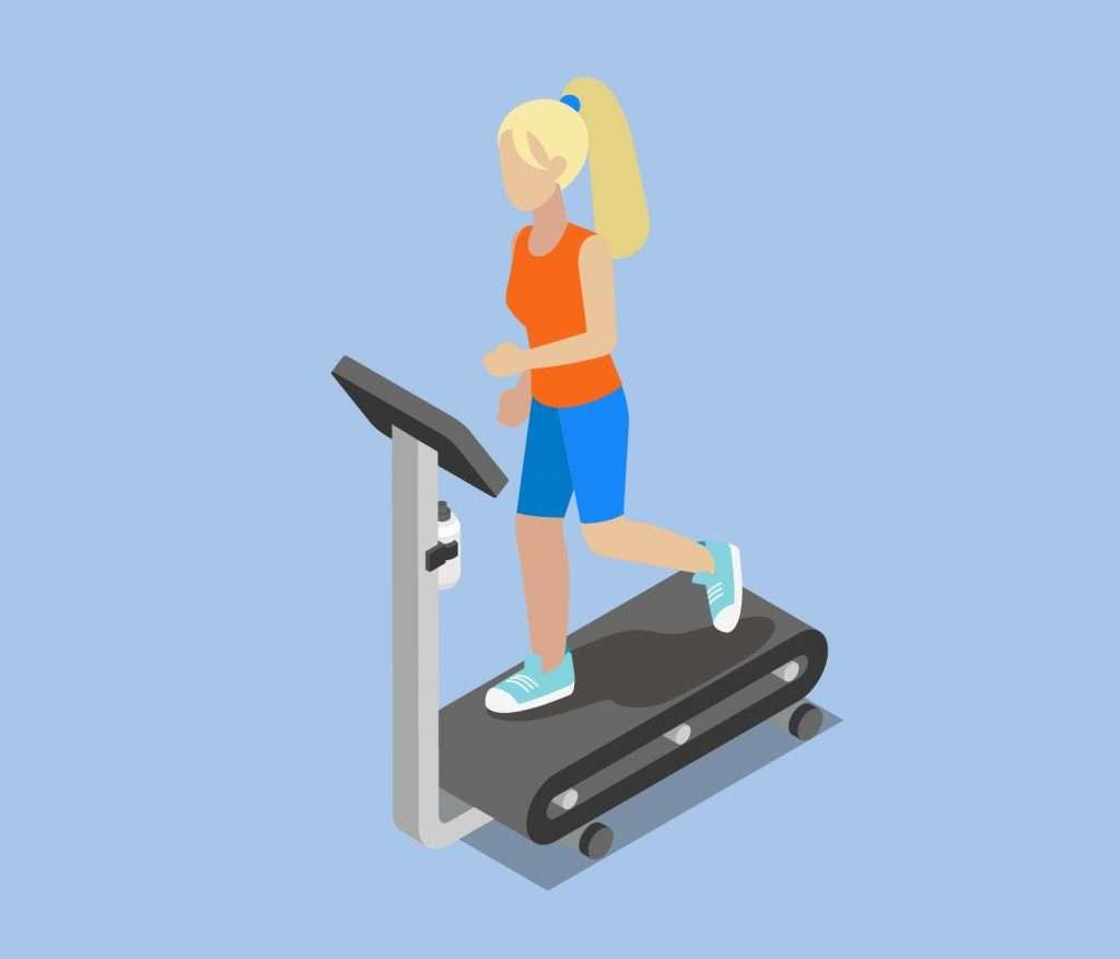 4.Treadmill