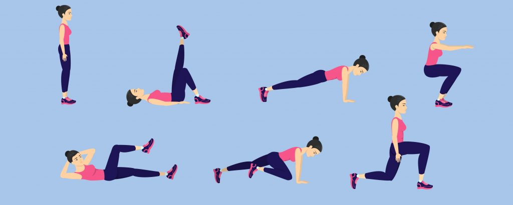 6.Bonus 10-Workouts To Try At Home!