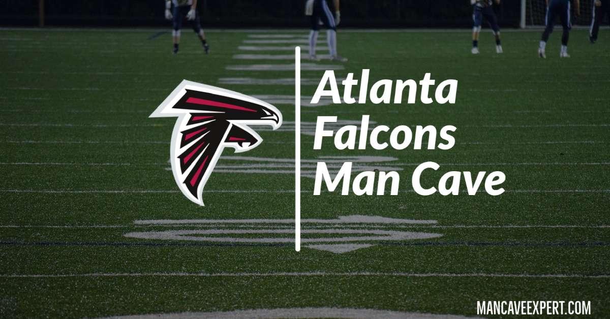 Atlanta Falcons Man Cave