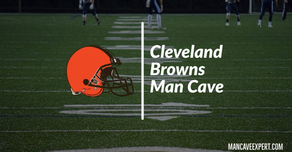 Cleveland Browns Man Cave