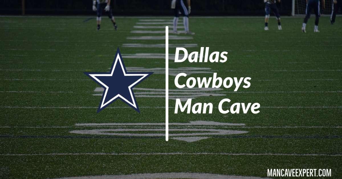 Dallas Cowboys Man Cave