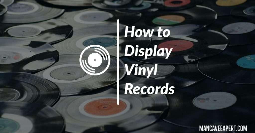 How to Display Vinyl Records