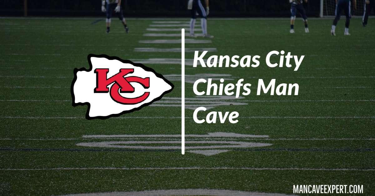 Kansas City Chiefs Man Cave