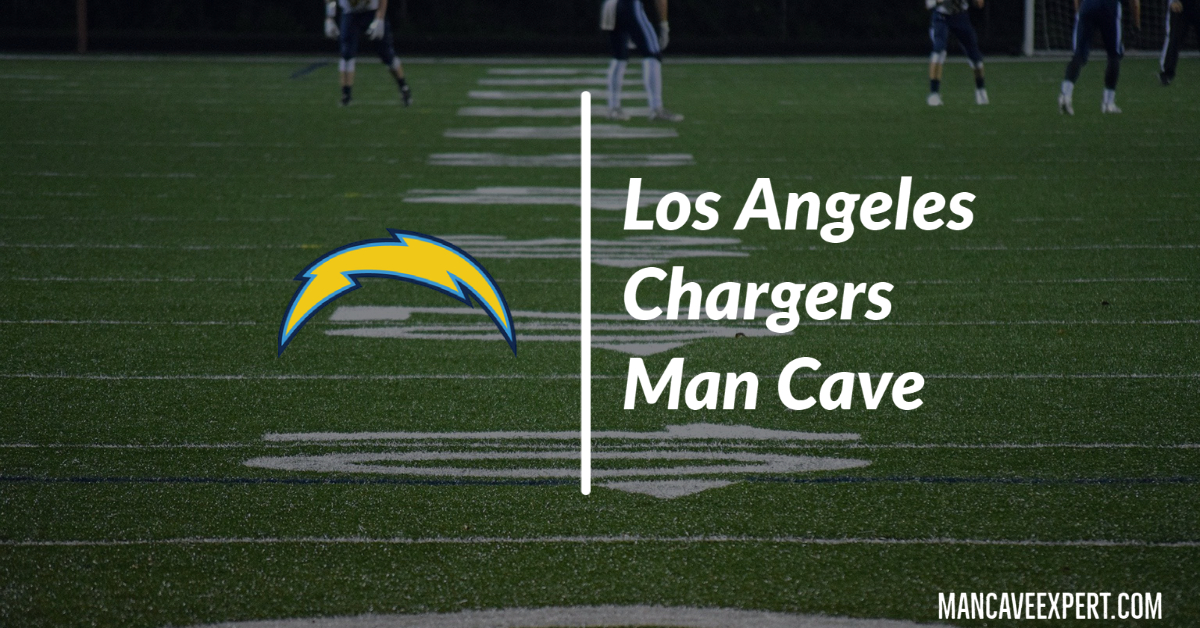 Los Angeles Chargers Man Cave