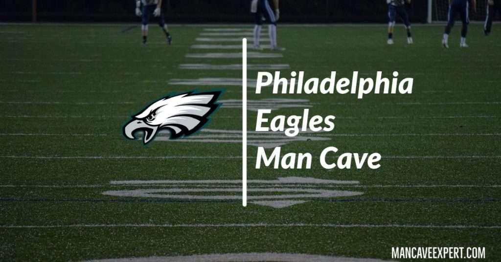 Philadelphia Eagles Man Cave