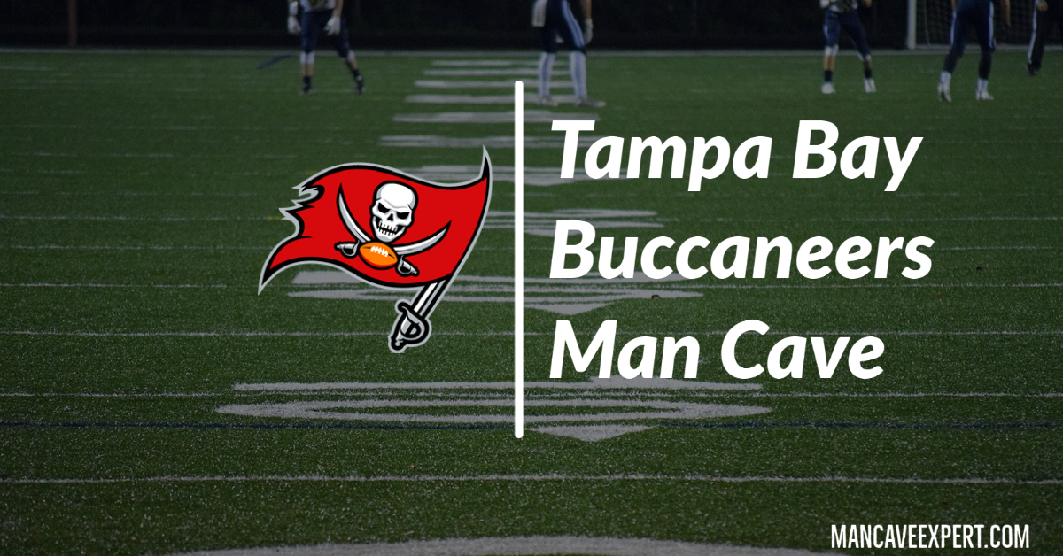 Tampa Bay Buccaneers Man Cave