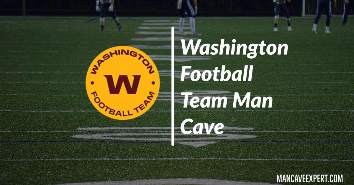 Washington Football Team Man Cave