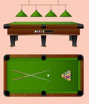 10.Pool Table