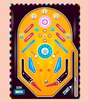 13.Pinball Table
