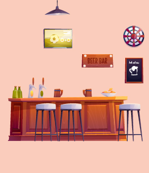 19.Sports Bar