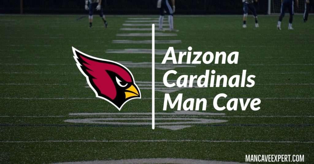 Arizona Cardinals Man Cave