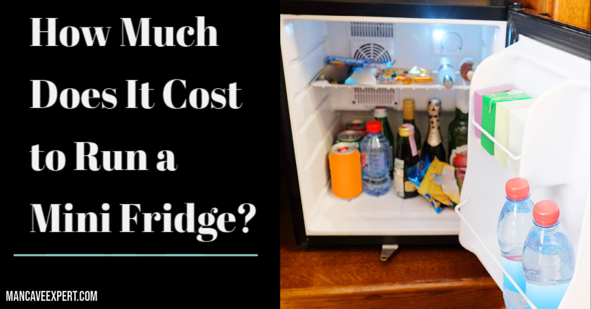 How Much Does It Cost to Run a Mini Fridge