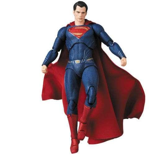 Mafex 057 DC Comics Justice League Superman PVC Action Figure