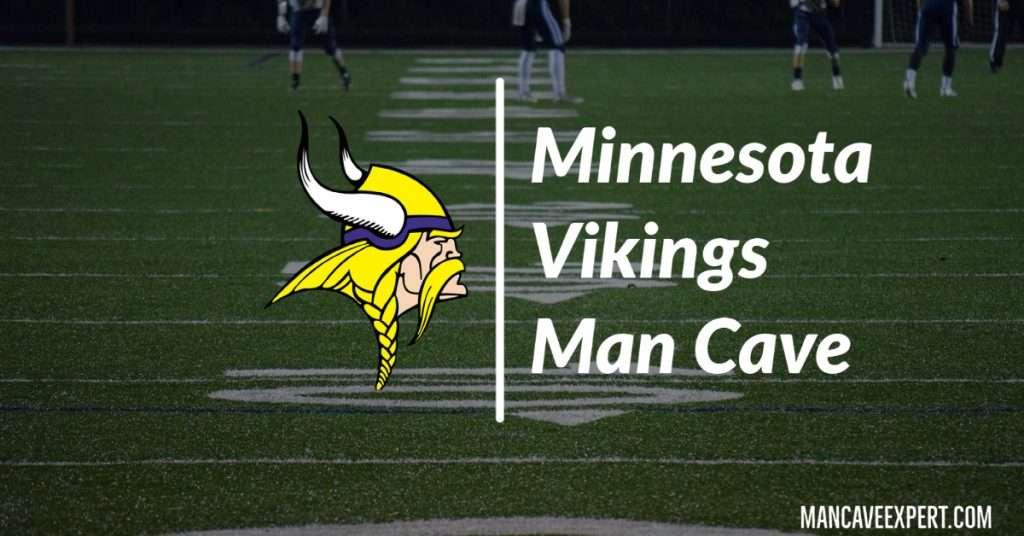Minnesota Vikings Man Cave