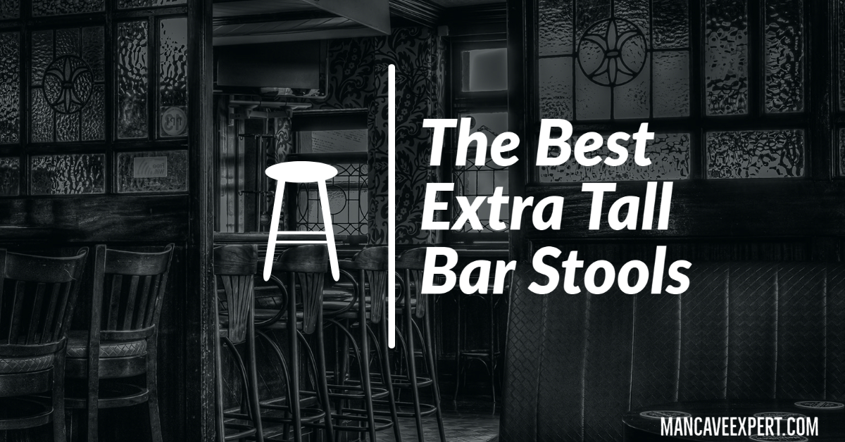 The Best Extra Tall Bar Stools