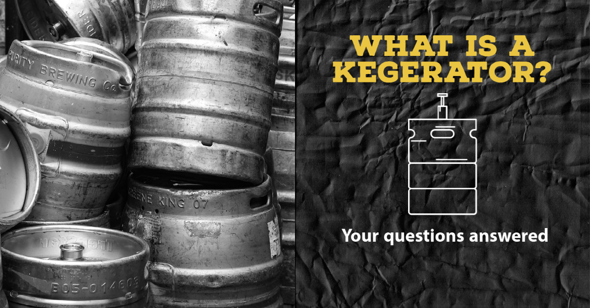 What is a Kegerator