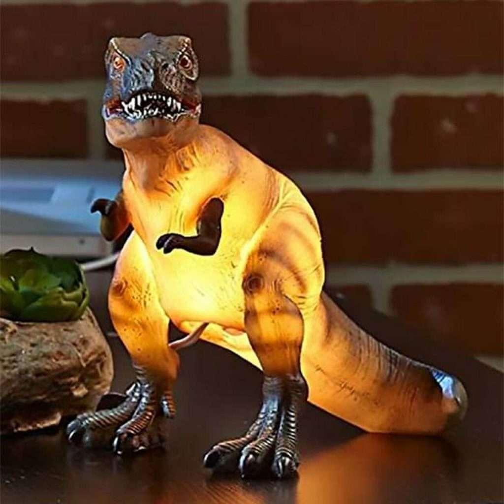 Tyrannosaurus Rex Lamp