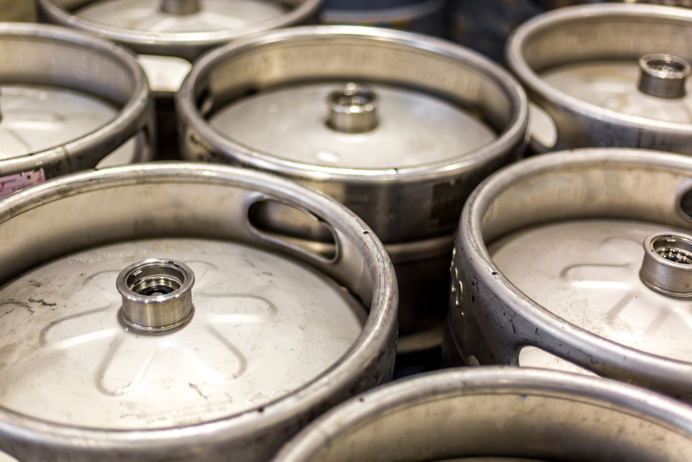 What Size is a Pony Keg?