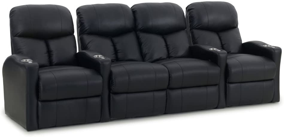 octane seating octane bolt xs400 motorized leather home theater recliner set