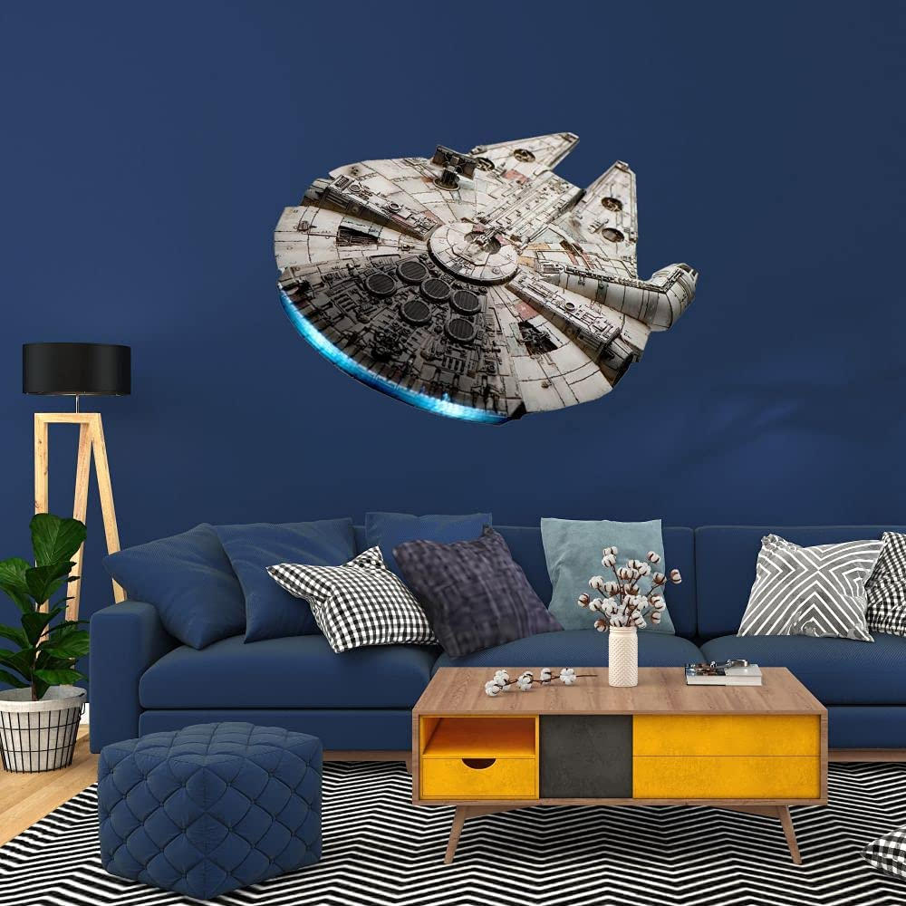 full color star wars decal