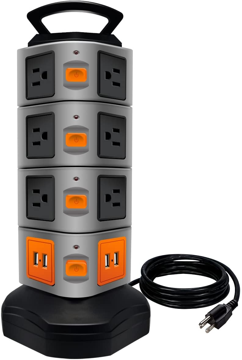 lovin product surge protector electric charging station