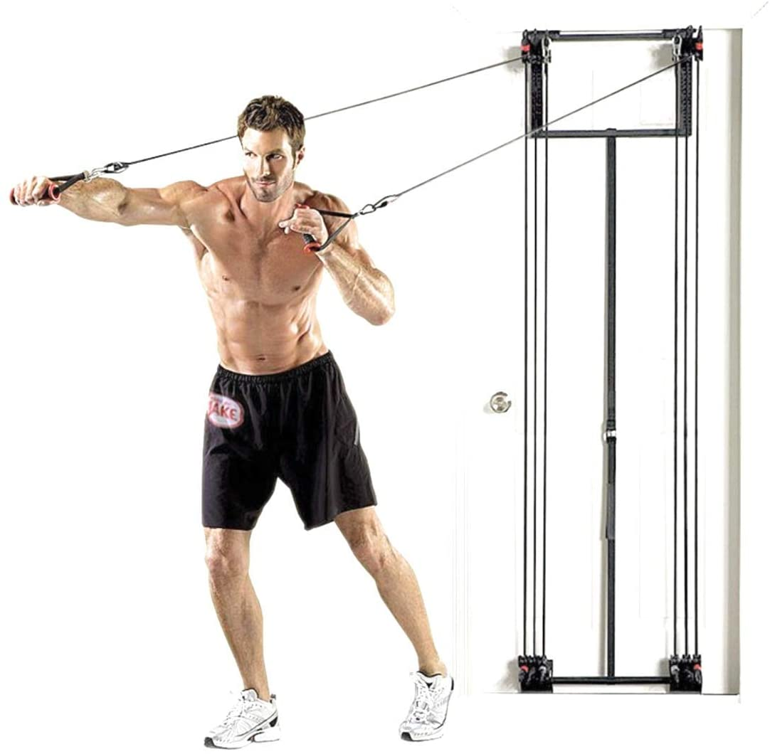 body by jake tower 200 complete door gym full body workout
