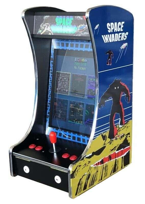 savings wear 4 u arcade game machine