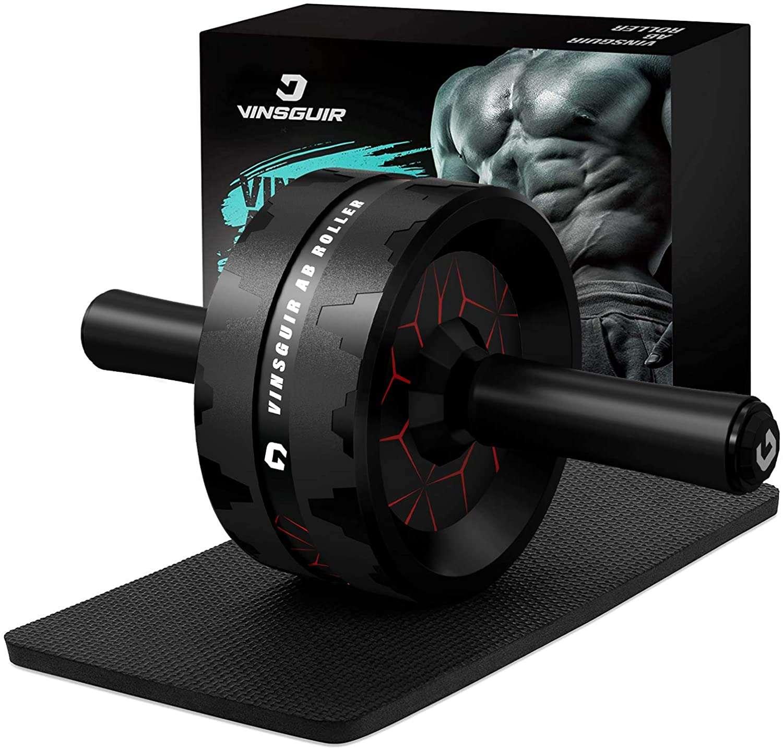 vinsguir ab roller wheel abs workout equipment