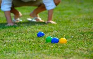 best bocce ball game set