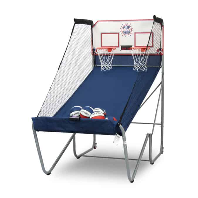 basketball for the man cave