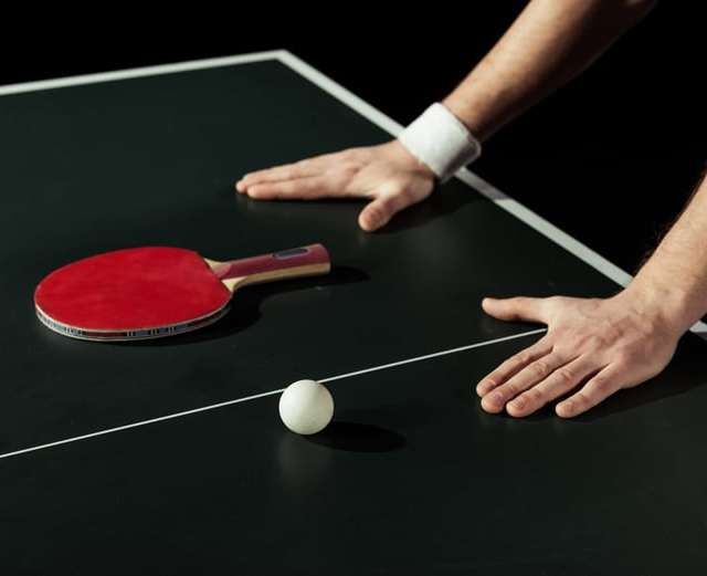 how to play ping pong yourself