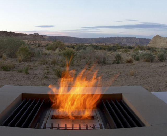 best portable propane fire pit
