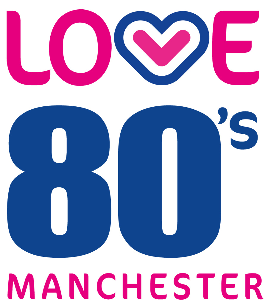 Love 80s Manchester
