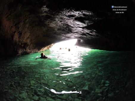 Water Cave watercave cave underwater arrabida