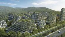 China constrói primeira cidade 100% sustentável do mundo mancha instrutor