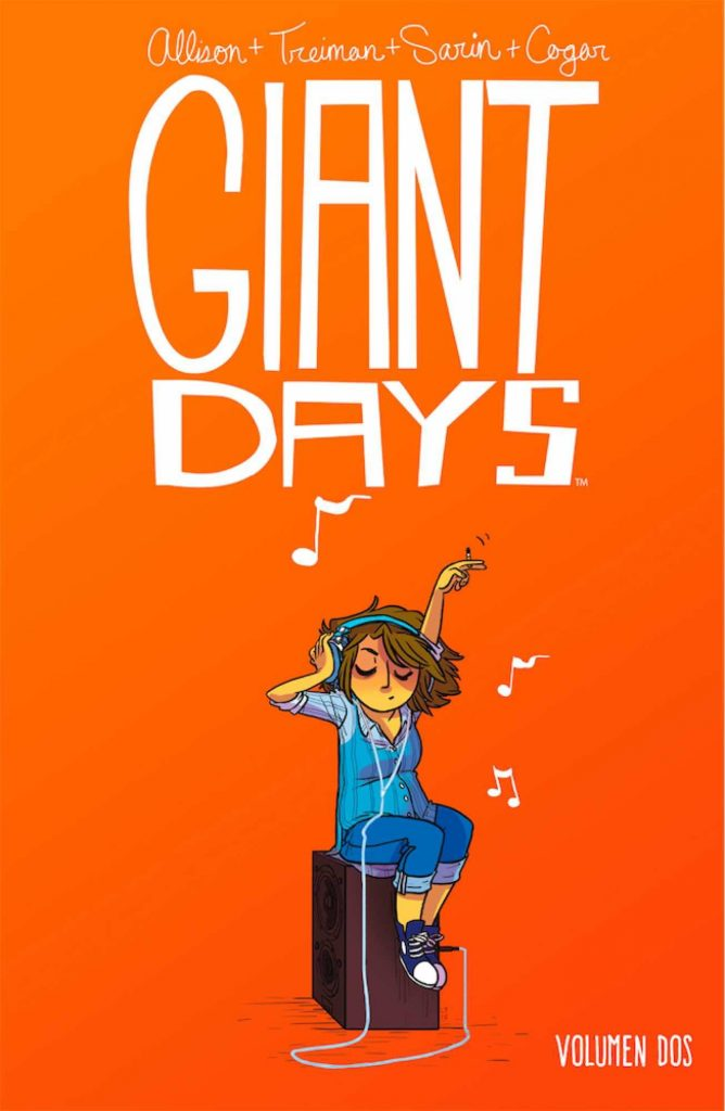 Giant days 02
