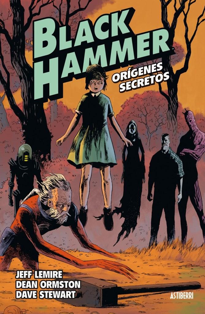 Black Hammer 1