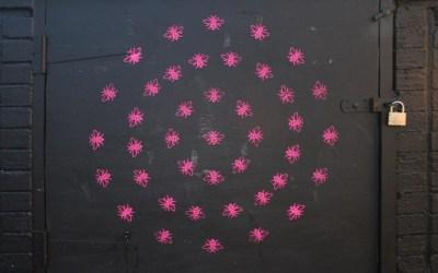Manchester Bee Street Art