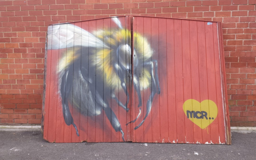 The Manchester Bees of Mural Life