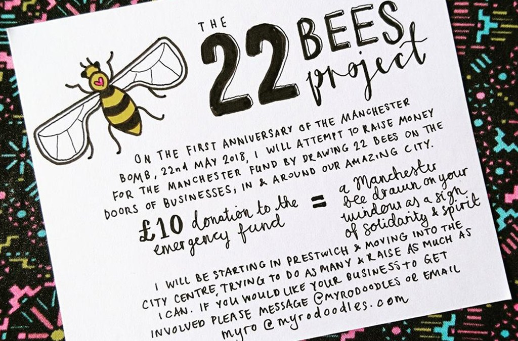 UPDATED – The 22 Bees Project