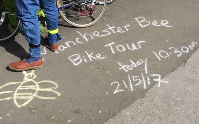 Manchester Bee Bike Tour