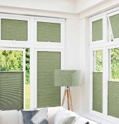DARBY PISTACHIO  Honeycomb Blinds