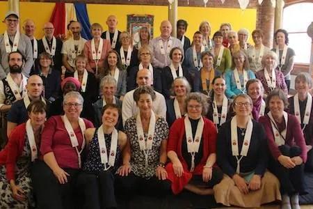 Manchester Triratna Buddhist Order Members