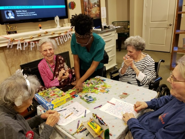 Tranquilla Assisted Care Home Living